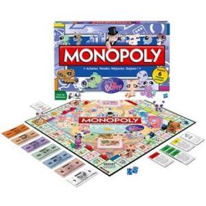 Monopoly Pet shop