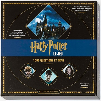 Harry Potter le Jeu