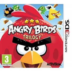 Jeu Nintendo 3DS ANGRY BIRDS TRILOGY