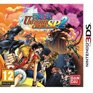 Jeu Nintendo 3DS ONE PIECE UNLIMITED CRUISE SP2