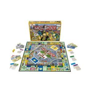 Monopoly Simpson