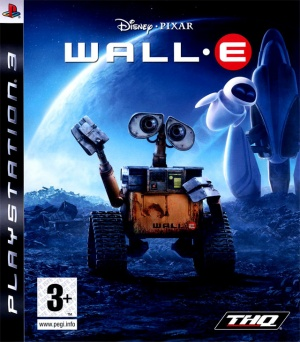 Jeu PS3 DISNEY PIXAR WALL.E