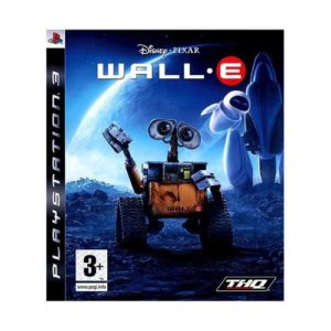 Jeu ps3 disney pixar wall-e
