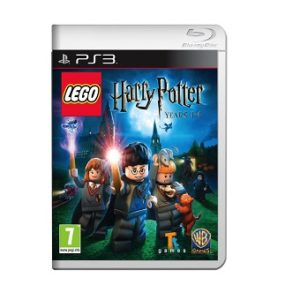Jeu PS3 LEGO HARRY POTTER
