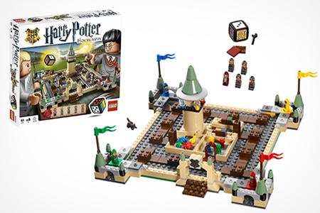 Jeu de société Lego HARRY POTTER