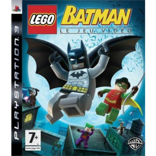Jeu PS3 LEGO BATMAN