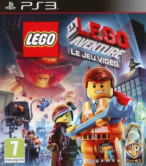 Jeu PS3 LEGO LA GRANDE AVENTURE