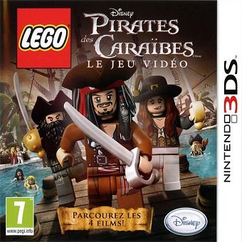 3DS LEGO Disney PIRATES des CARAIBES