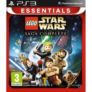 Jeu PS3 LEGO STAR WARS