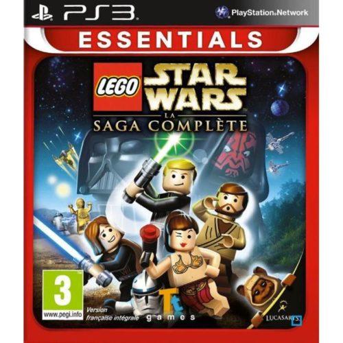 Jeu PS3 LEGO STAR WARS