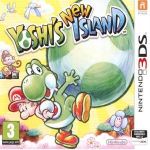 Jeu Nintendo 3DS YOSHI'S NEW ISLAND