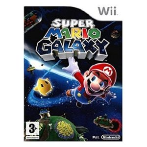Jeu Wii SUPER MARIO GALAXY 1
