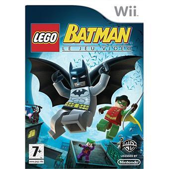 Jeu Wii LEGO BATMAN