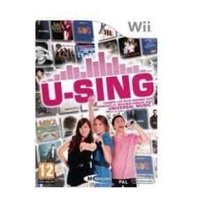 U-SING sur Wii