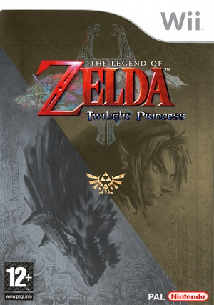Jeu Wii THE LEGEND OF ZELDA Twilight Princess