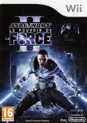 star wars le pouvoir de la force 2 sur Wii