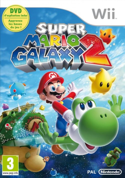 Jeu Wii SUPER MARIO GALAXY
