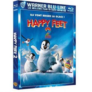 BLU-RAY HAPPY FEET 2