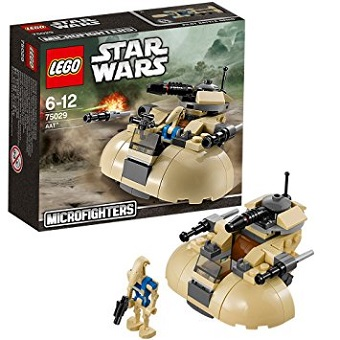Lego starwars Microfighter