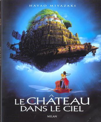 Livre Le château dans le ciel