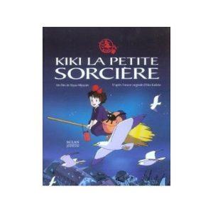 Livre Kiki la petite Sorcière