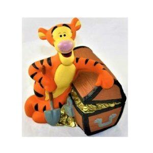 Tirelire Tigrou coffre au trésor Disney