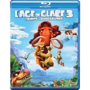 L'AGE DE GLACE 3 et 4 BLU-RAY+DVD