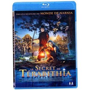 Le SECRET de Térabithia BLU-RAY