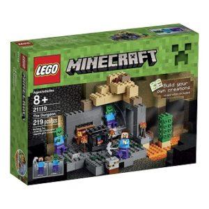 Lego Minecraft neuf (21119)