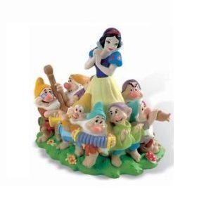 Tirelire Disney Blanche neige et les 7 nains