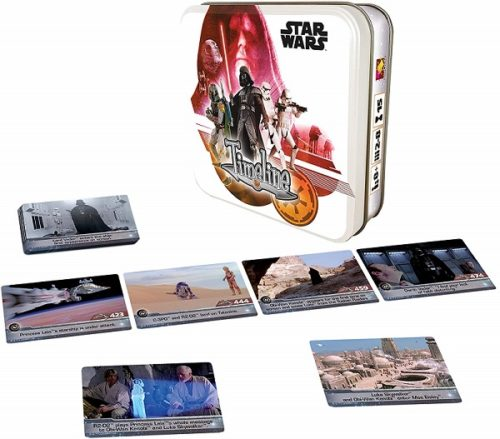 Timeline Star Wars Jeu de Cartes