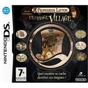Professeur Layton et L'Etrange Village DS