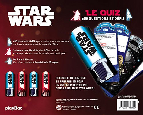 Star wars le quiz