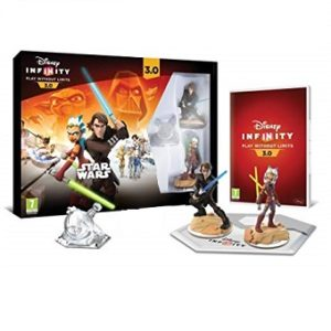 Disney Infinity 3.0 : Star Wars PS3- pack de démarrage