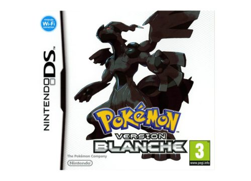 Pokémon Version BLANCHE DS