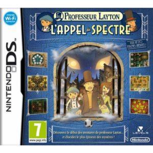 Professeur Layton L'appel du Spectre DS