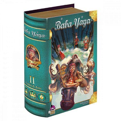 Baba Yaga jeu de société