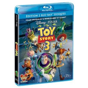 TOY STORY 3 édition 2 BLU-RAY (Neuf)