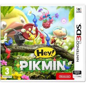 JeuHey! Pikminsur 3DS
