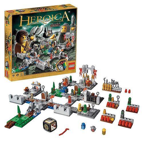 Jeu LEGO Heroica 3860