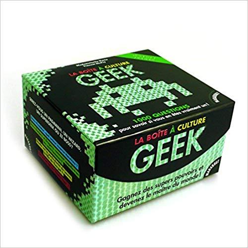 La boîte à culture Geek