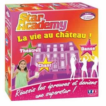 Star Academy la vie au château Neuf