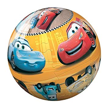 Puzzle Ball CARS