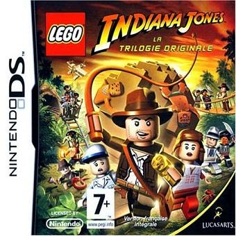 LEGO Indiana Jones jeu DS