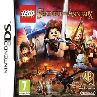 LEGO Seigneur des anneaux Jeu DS