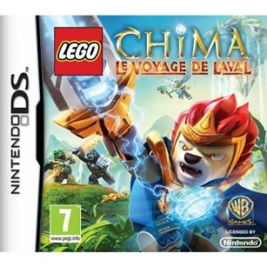 LEGO Legends of Chima Le Voyage de Laval Jeu DS