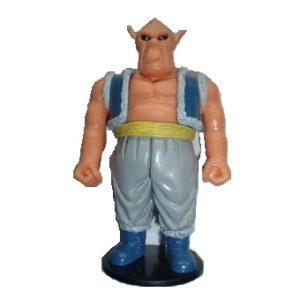 GIANT Dragon Ball GT 1996 Fig Rare sur socle
