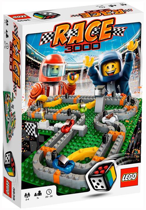 Race 3000 LEGO 3839 Jeu de Société
