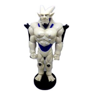 LI SHERON DragonBall GT 1996 Fig Rare sur socle.