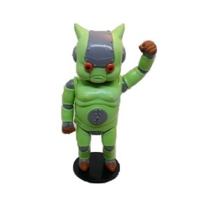 LUDO DragonBall GT Fig 1996 Rare